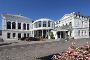 Hotel Am Schloss, Restaurant Pittoresk