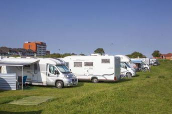 """Wohnmobilstellplatz Schillig """"Am Campingplatz"""""""