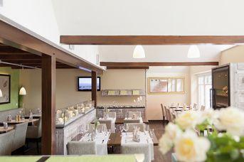 Restaurant Sandbank (Hotel Hinrichs)