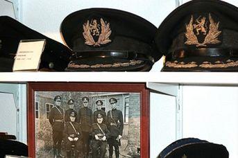 Polizeimützen Museum