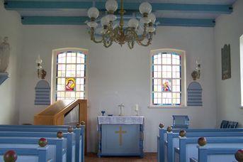 Alte Inselkirche