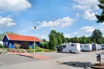 """Reisemobilstellplatz Weener """"Am Yachthafen"""""""
