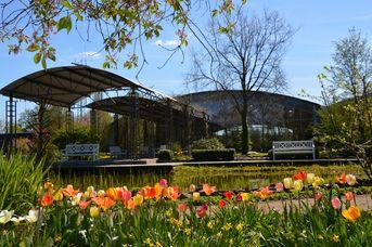 """""""Blumenreich"""" Blumenhalle & Gartenpark"""