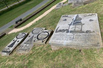 Alter Friedhof von Oterdum