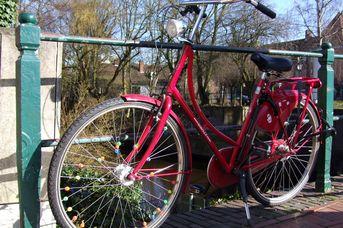 E-Bike Ladestation und Fahrradverleih Emden