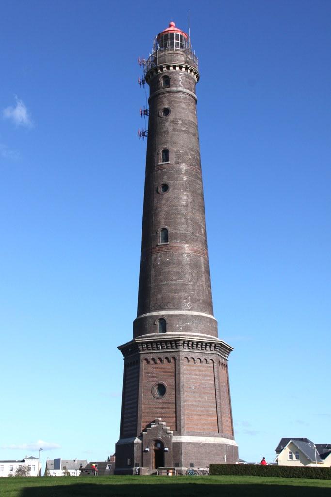 Borkum Neuer Leuchtturm