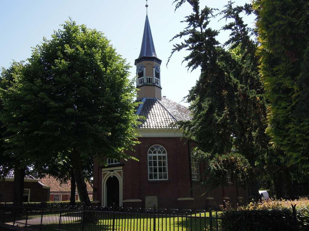 Kirche in Loppersum