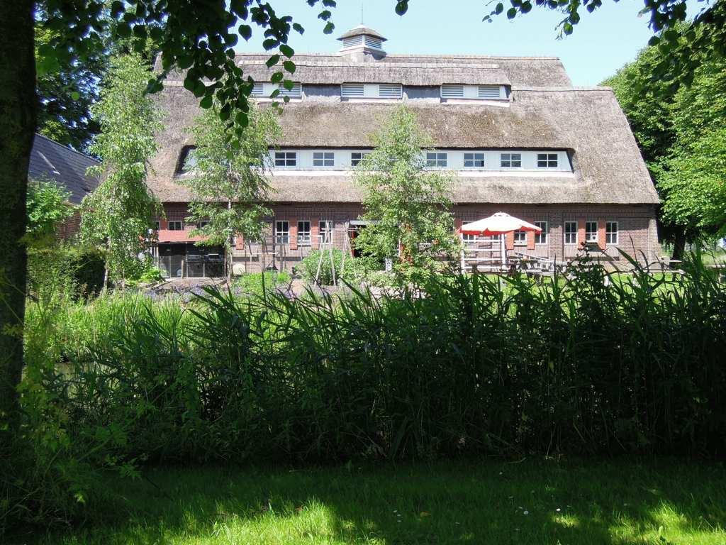 Teestube in der Burg Ewsum