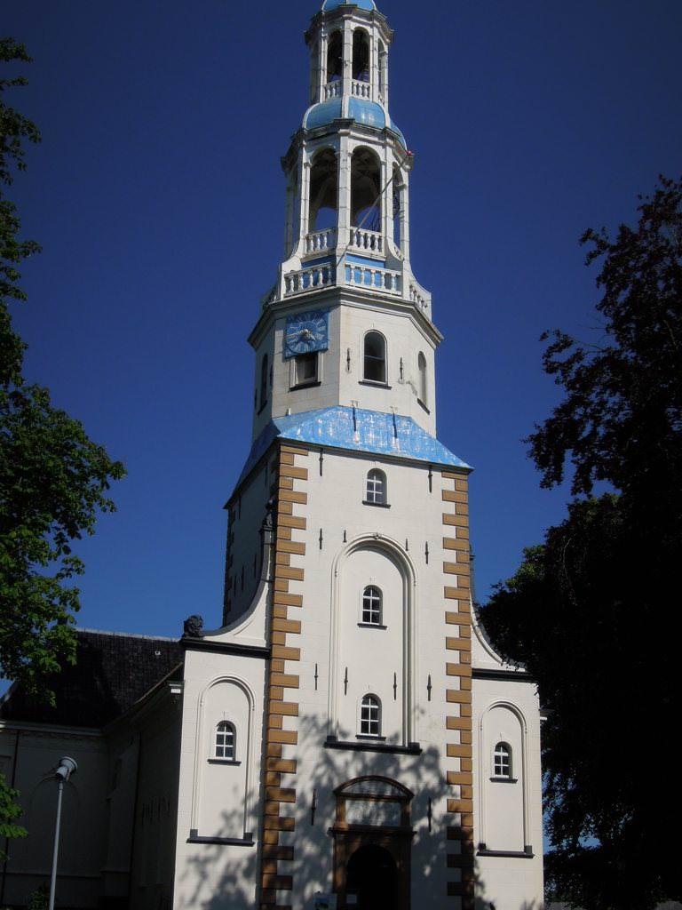 Kirche in Eemsmond