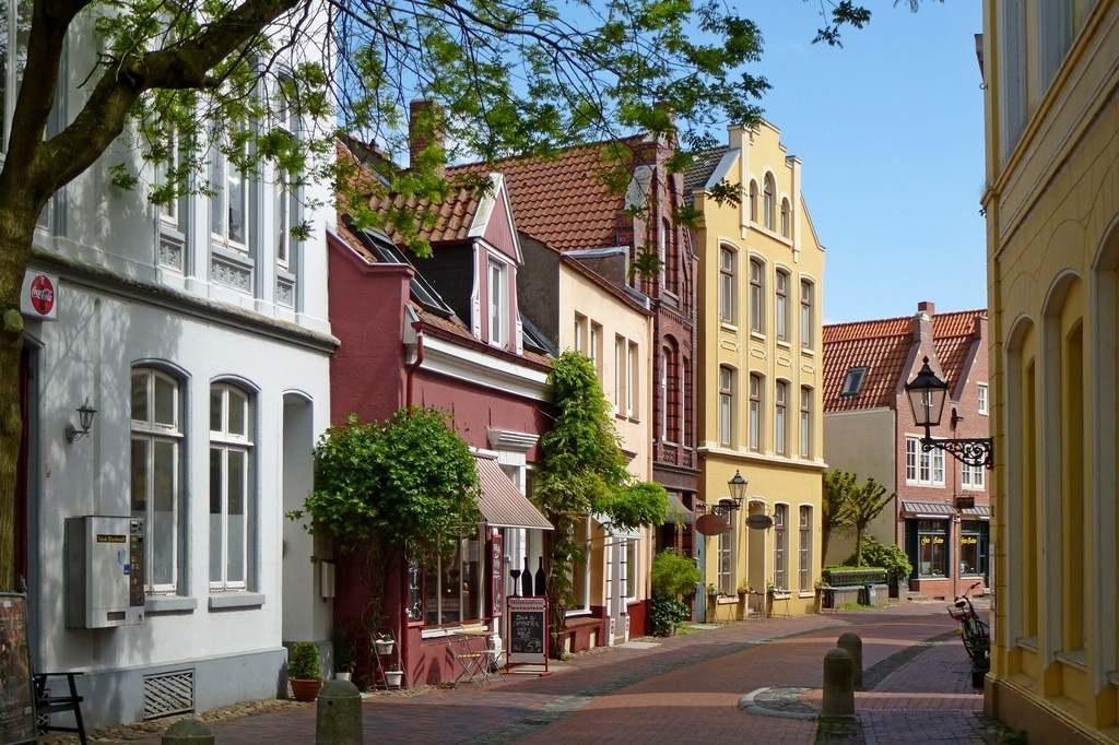 Altstadt in Leer