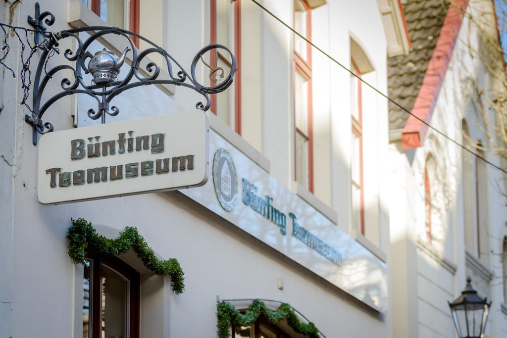 Teemuseum in Leer