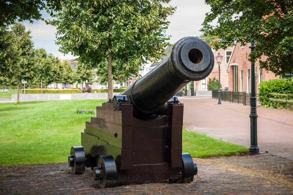 Kanon Bad Nieuweschans