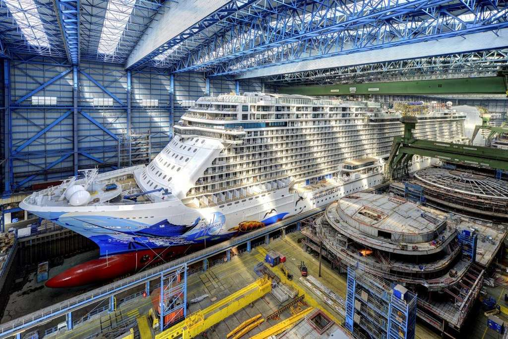 Norwegian Escape Baudock