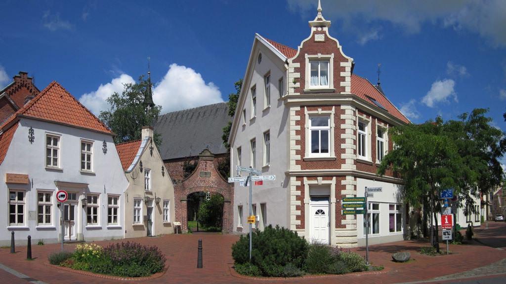 Kaake Platz in Weener