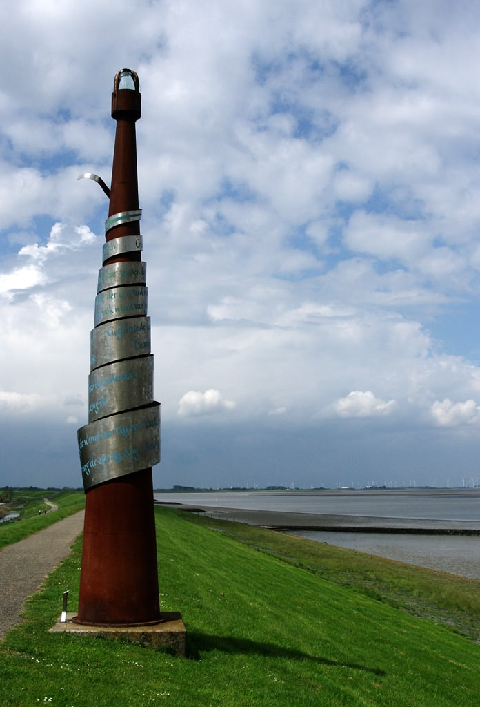 Monument in Delfzijl